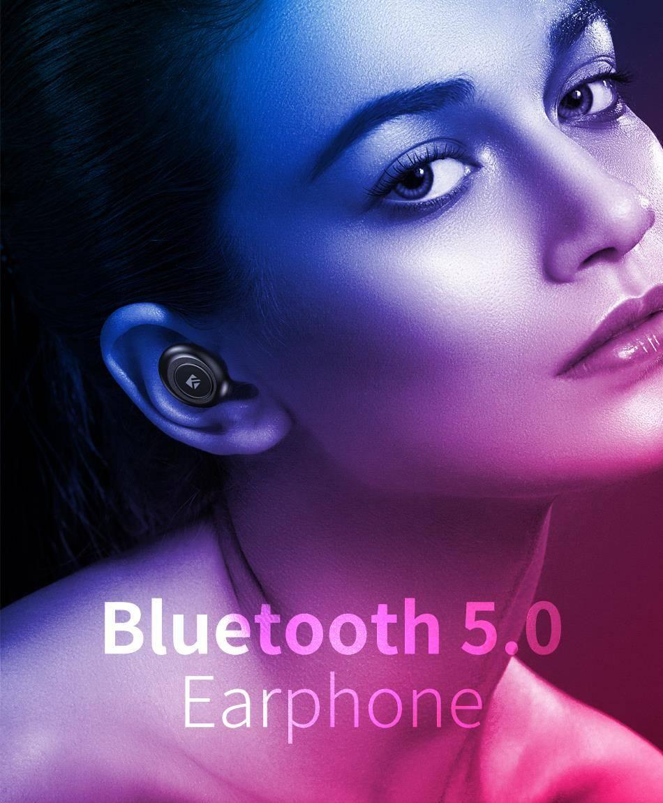 Mini Wireless Bluetooth 5.0 Headphones