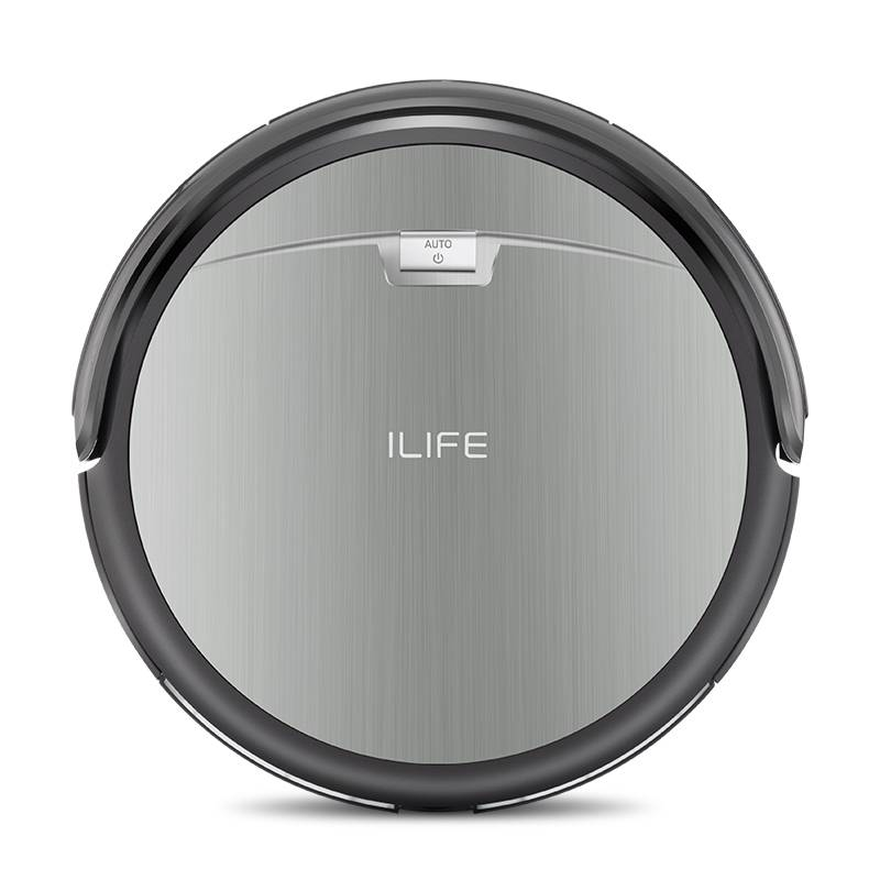 Robot Vacuum Cleaner with Power Suction for Thin Carpet