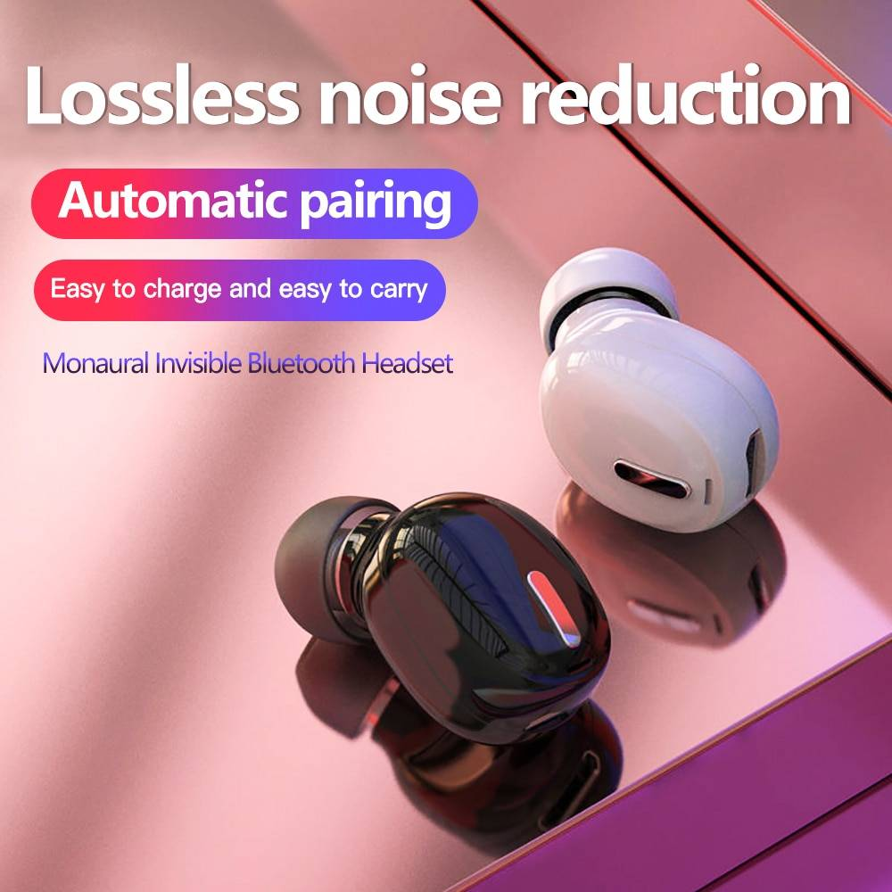 Mini In-Ear 5.0 Bluetooth Earphone