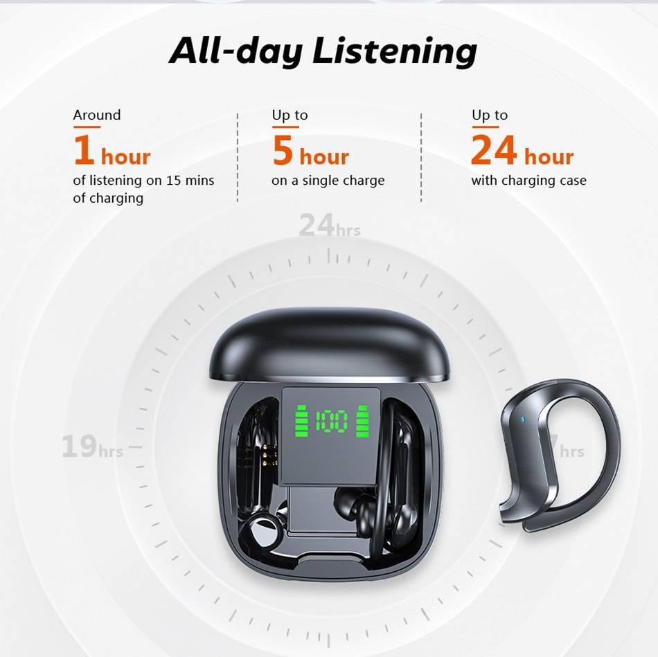 Wireless Bluetooth 5.0 Earphones